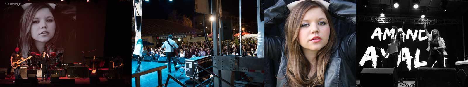 Amanda Ayala's Band Pictures