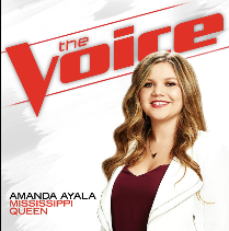 Mississippi Queen - Amanda Ayala - Voice Performance