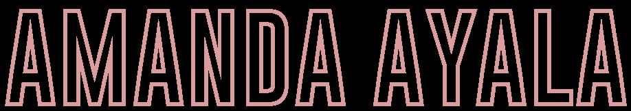 Amanda Ayala Music Logo
